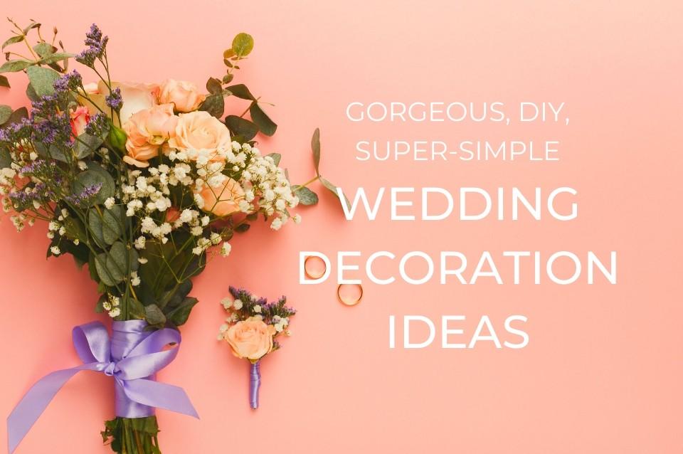 wedding, decorations, themes, ideas, inspiration