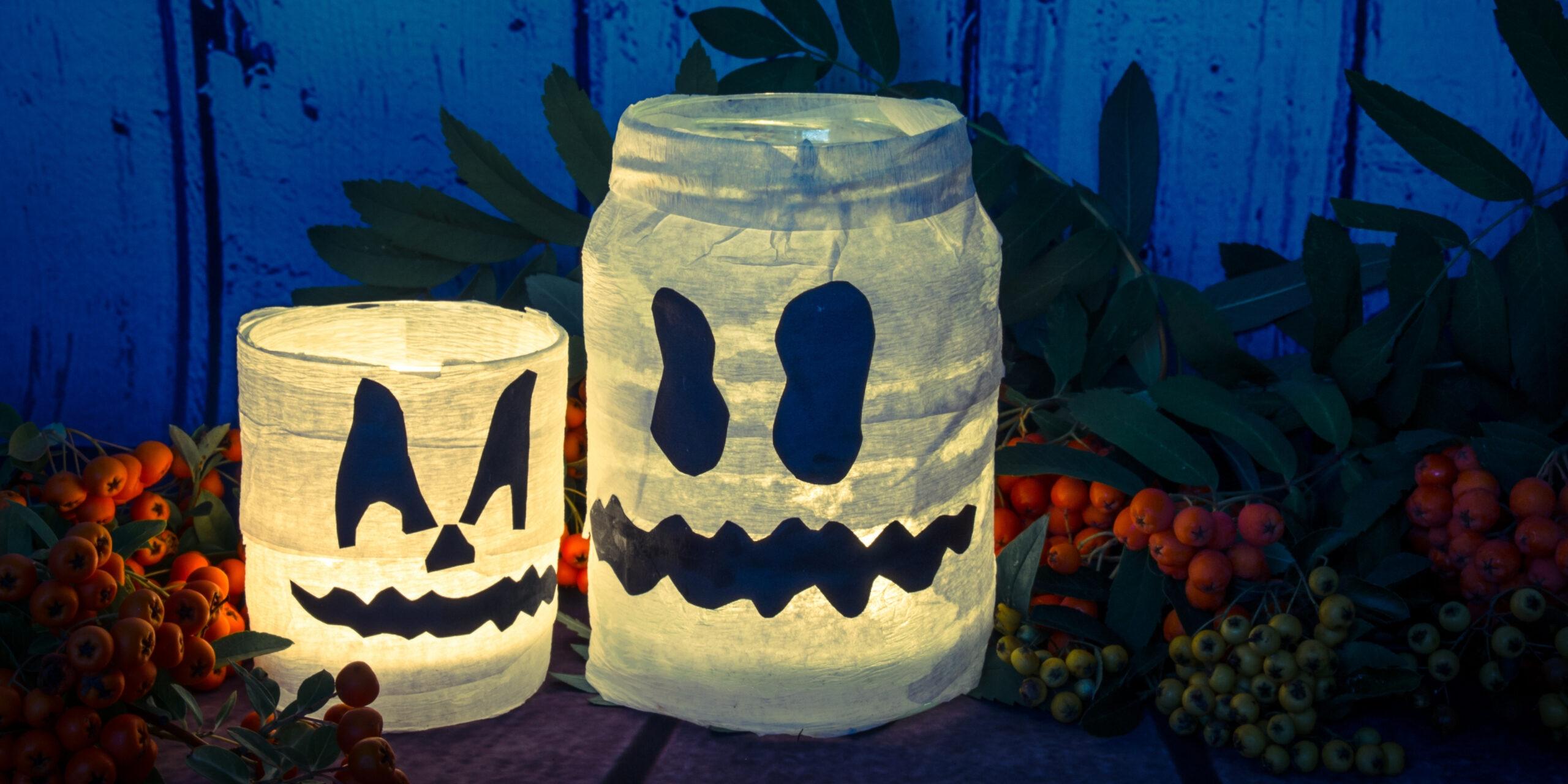 halloween, lantern, lamp