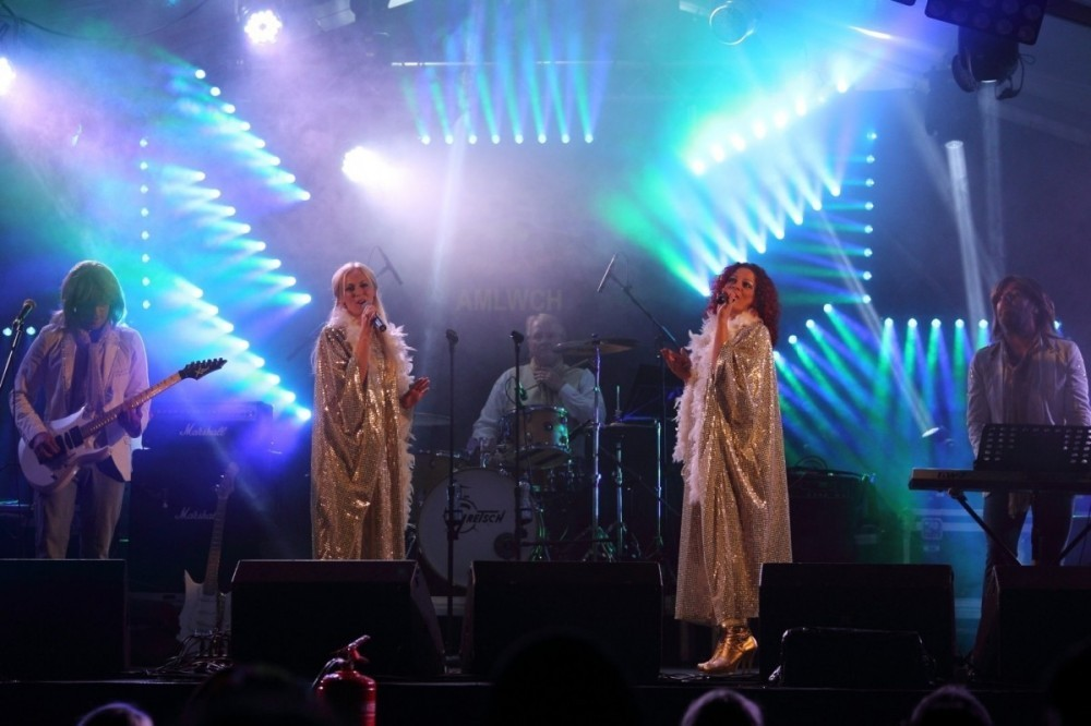 Abba Tribute Band Playing Live in London
