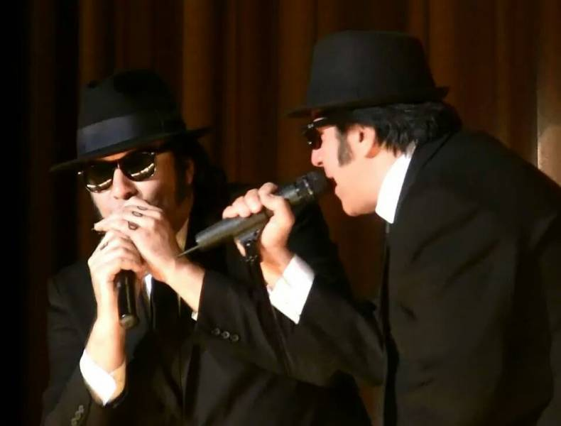 Blues Brothers Tribute Band for parties