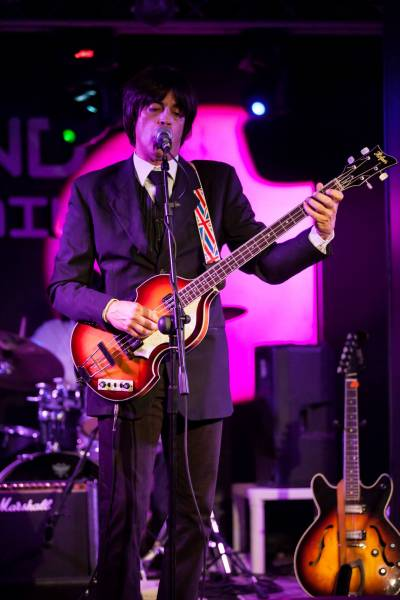 Beatles Tribute Bands for corporate events