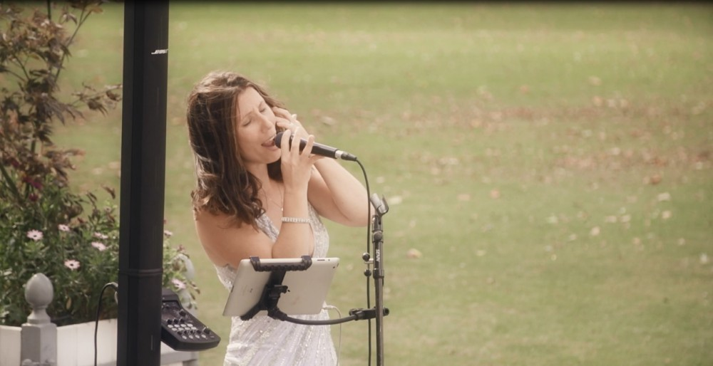 Wedding Singer Kent Emily Reed