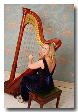 harpists for weddings