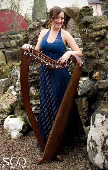harpists for corporate events