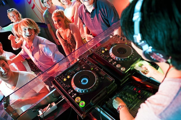 Night Club DJ Hire