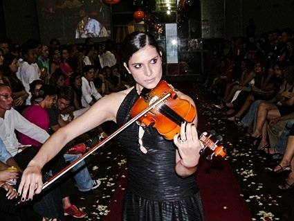 Violinist for Wedding