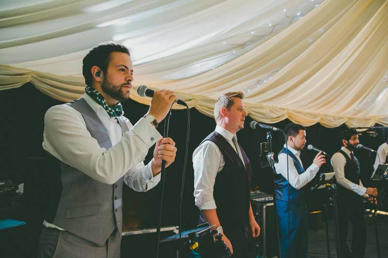A Cappella Groups for corporate events