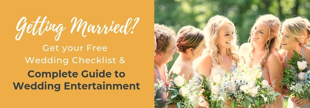 Complete Guide to Wedding Entertainment