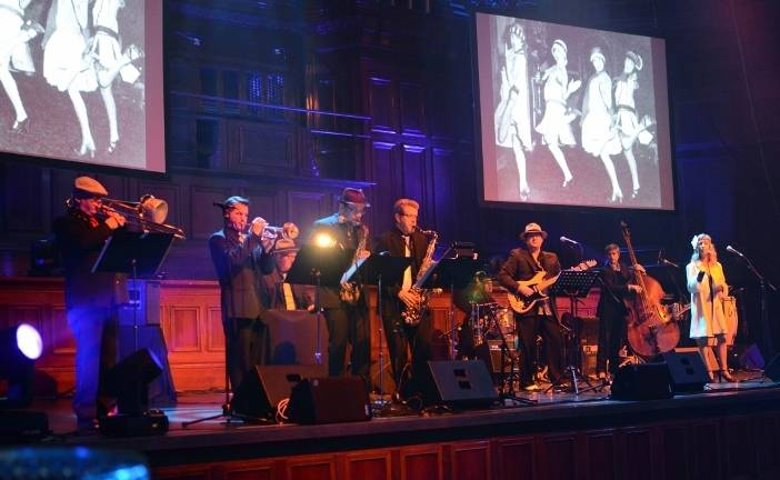 Big Bands and Orchestras for weddings
