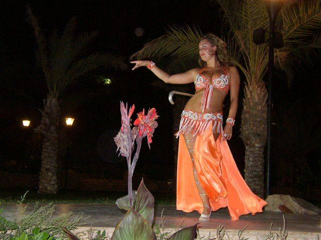 belly dancers for parties