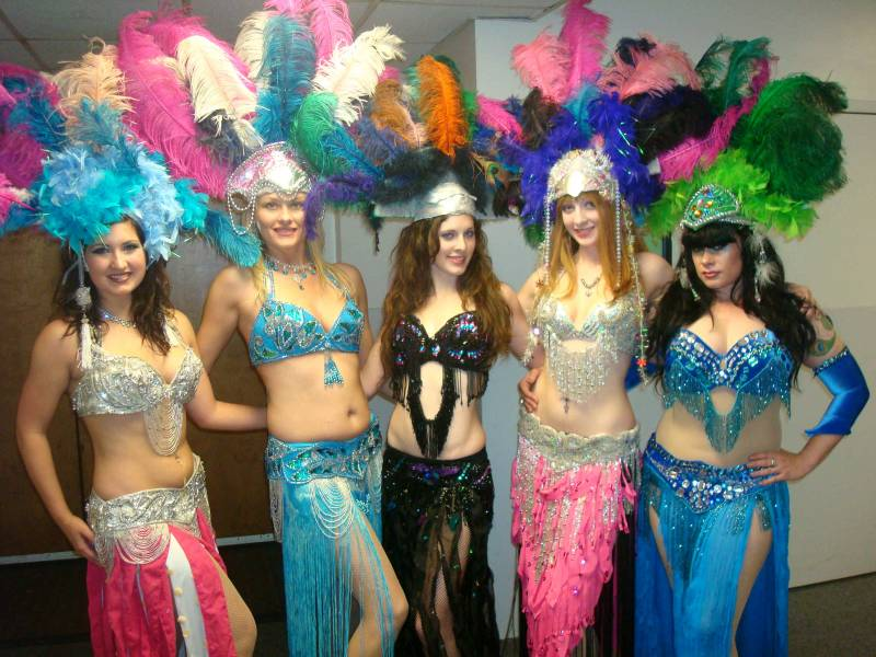 belly dancers for corporate events