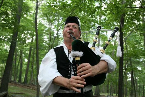 bagpipers for corporate events