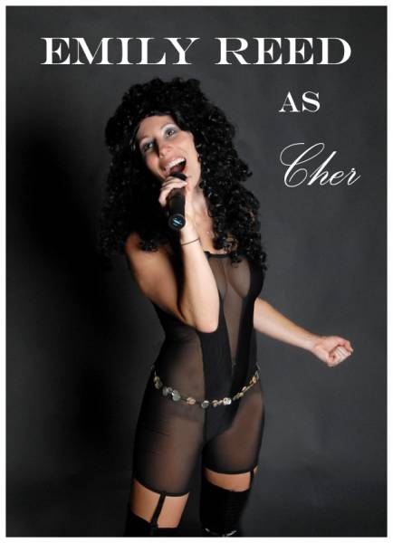 Cher Tribute Act for parties