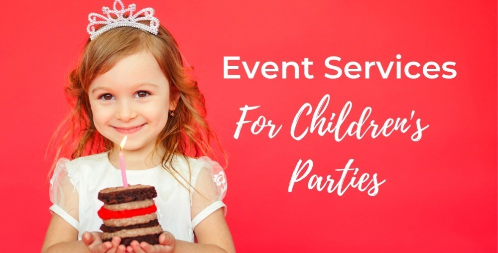 Event Services for Children's Parties