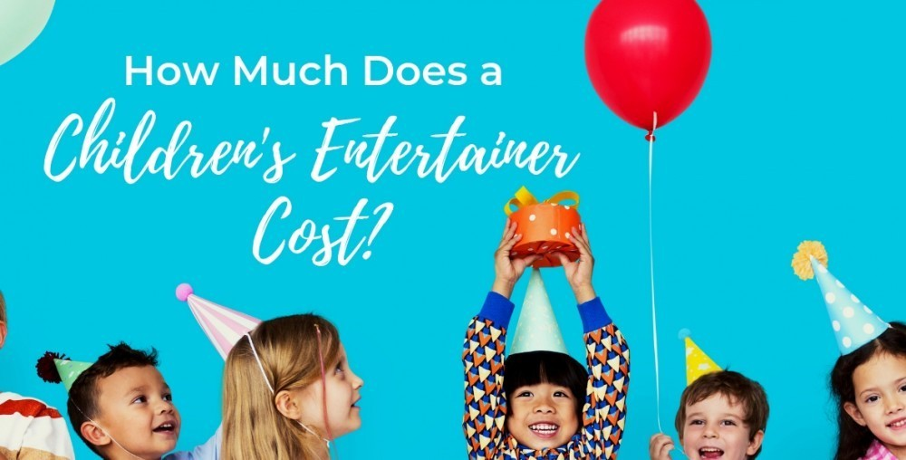 How much does a Kids Entertainer Cost