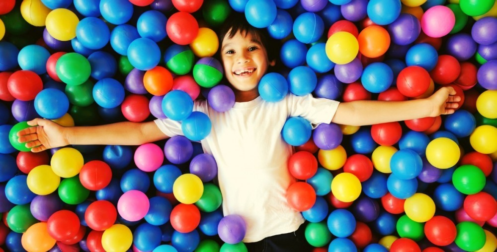 Children's Party Ball Pit Hire