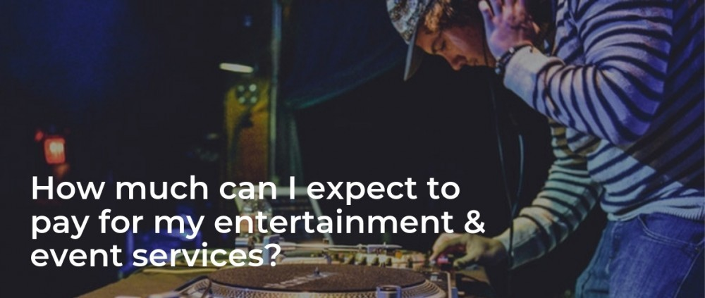 How much will corporate entertainment cost