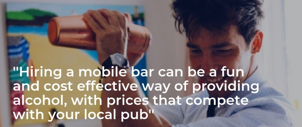 Hire a Mobile Bar