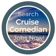 cruise comedian jobs