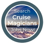 cruise magician jobs