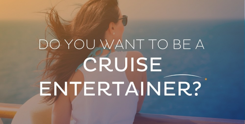 Cruise Jobs for Entertainers