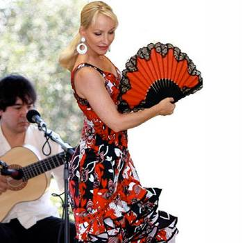 flamenco dancers for weddings