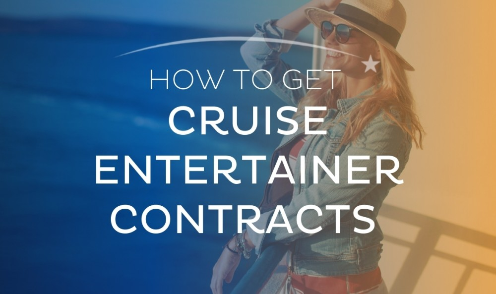 How to Get Cruise Entertainer Jobs