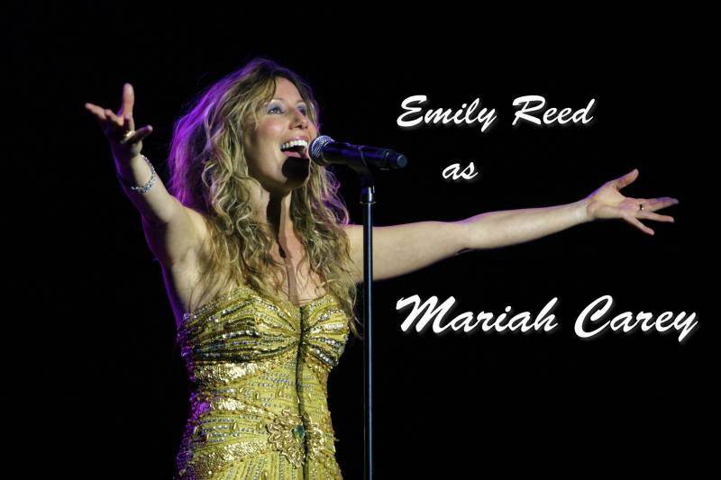 Mariah Carey Tribute Acts for corporate events