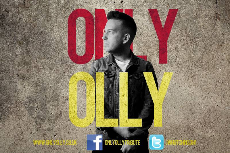 Olly murs Tribute acts for parties