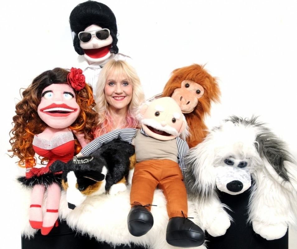 puppets for children's entertainment