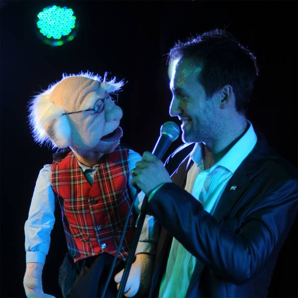 Ventriloquists for parties