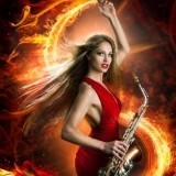 Job For Female Saxophone Player - 5 Star Hotel Contracts China image
