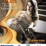 Vacancy For Female Saxophonist - 3 Month Contract 5 Star Hotels in Asia & Cruise Ships image