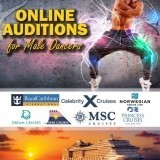 Job For Male Dancer Onboard Cruise Ship - 6 Month Contract January 2019  image