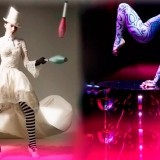 Multi-Talented Circus Act Duo Needed - July 2017 4 Month Contract China image