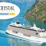 Solo Artists & Cabaret Acts Wanted On Crystal Cruise Ships image