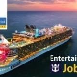 Circus Act Jobs for Royal Caribbean Cruises - Acrobats, Aerial, Balancing, Hula-Hoop & Others image
