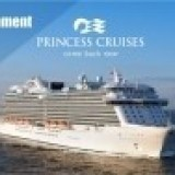 Singing Auditions For Male & Female Singers - Princess Cruises - London - 18/19/20 September 2019 image