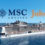 Duos & Trio Jobs on MSC Cruise Ships image