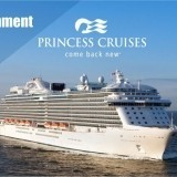 Singing Jobs | Production Vocalists Wanted For Princess Cruises image