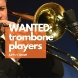 Showband Trombonist Required - International Cruise Line image