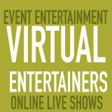 Virtual / Interactive Entertainers Needed image