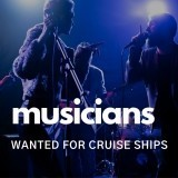 Musician Job - Musicians Wanted For Cruise Ships image