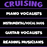 Cruise Ship Musician Jobs - Piano Vocal Entertainers, Instrumental/Vocal Duos, Solo Instrumental/Vocal Musicians Wanted For Cruise Ship Lounge Bars image