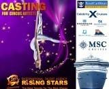 Circus Artists Wanted! Cruise Ships / Holiday Parks / Hotels New Season 2019-2020 image