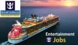 Singer & Dancer Open Auditions For Shows On Royal Caribbean Cruises - London  - 16 March 2020 image