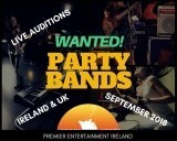 Cruise Ship Live Auditions for Bands! September 2018 Ireland & UK image