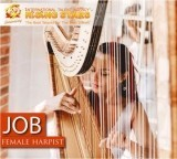 Cruise Ship Vacancy For Female Harpist - 6 Month Contract image