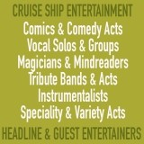 Jobs For Performers On Cruise Ships - Phenomenal Cruise Ship Headline Acts Required image