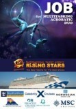 Job For Multitasking Acrobatic Duo - Cruise Ships Contract  image